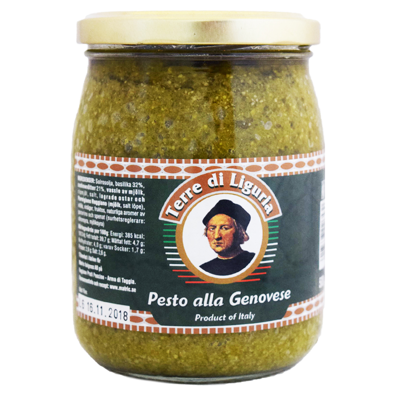 Pesto 500g - 29% rabatt