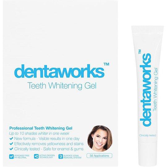 Teeth Whitening Gel, Dentaworks Hampaiden valkaisu