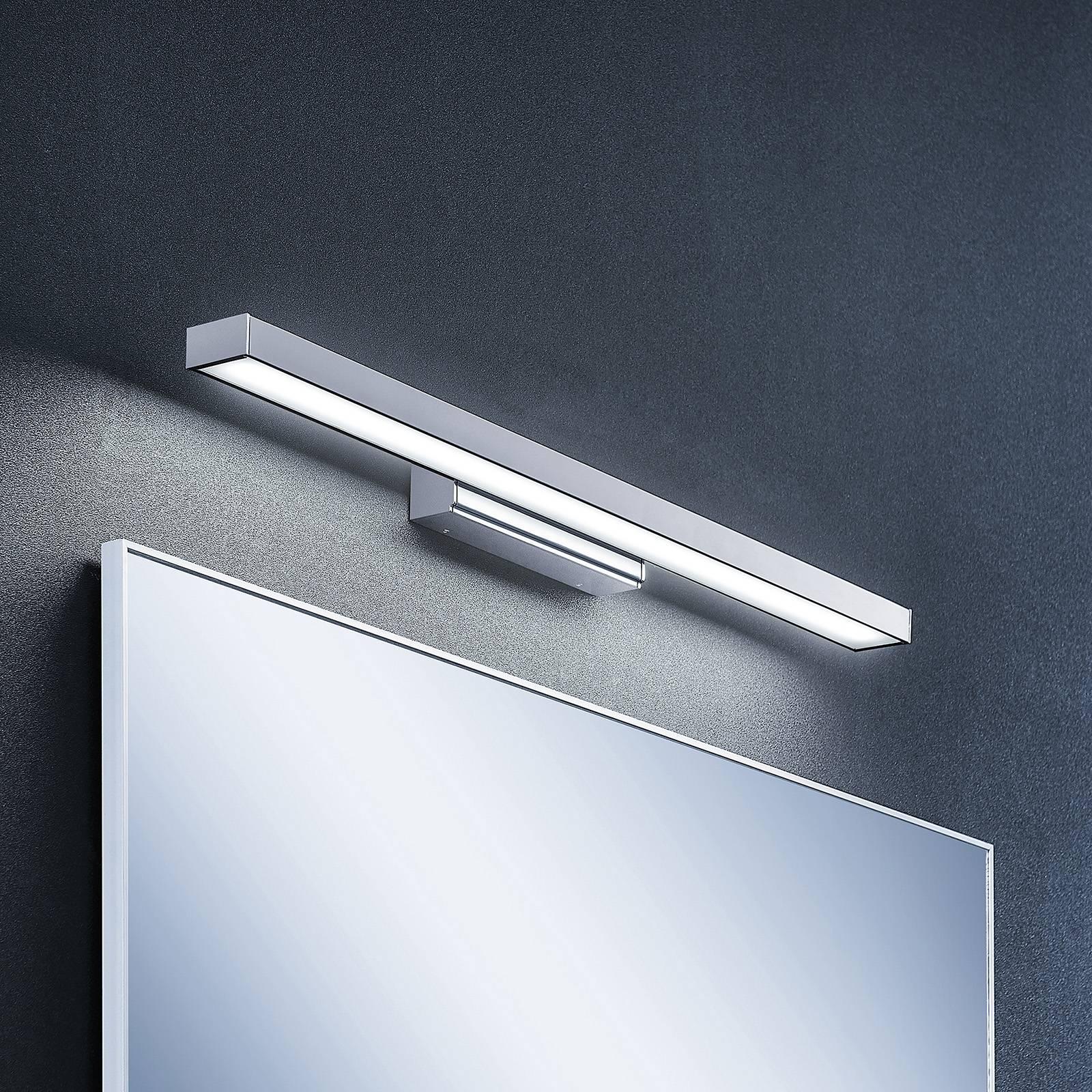 Lindby Alenia -kylpyhuoneen LED-peililamppu, 60 cm