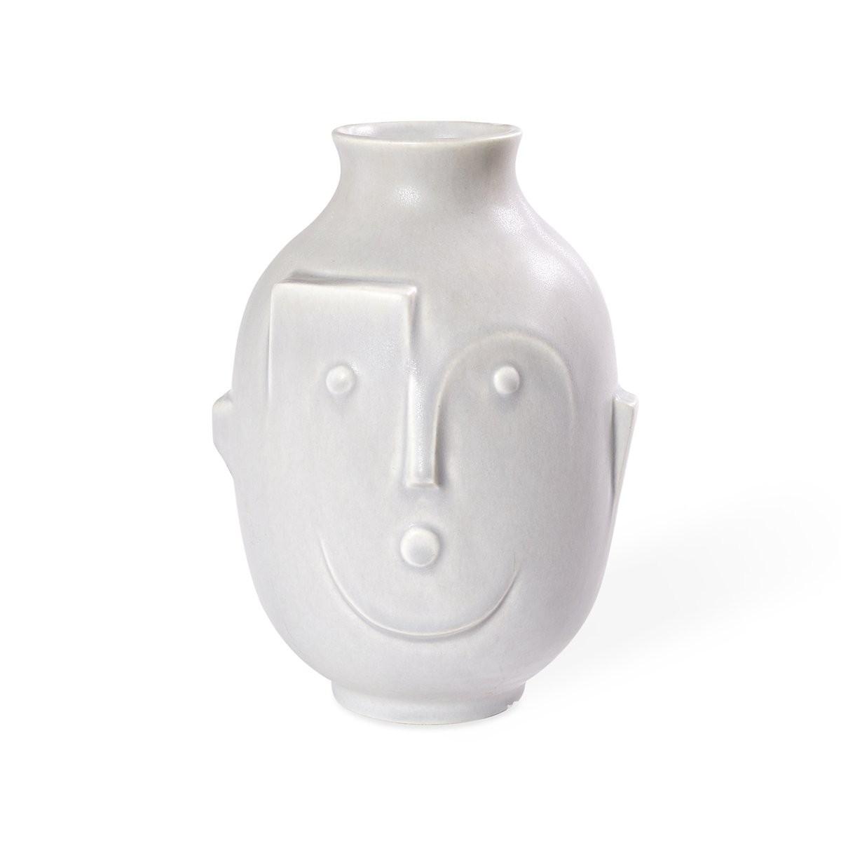 Jonathan Adler I Metropolis Vase White | Small