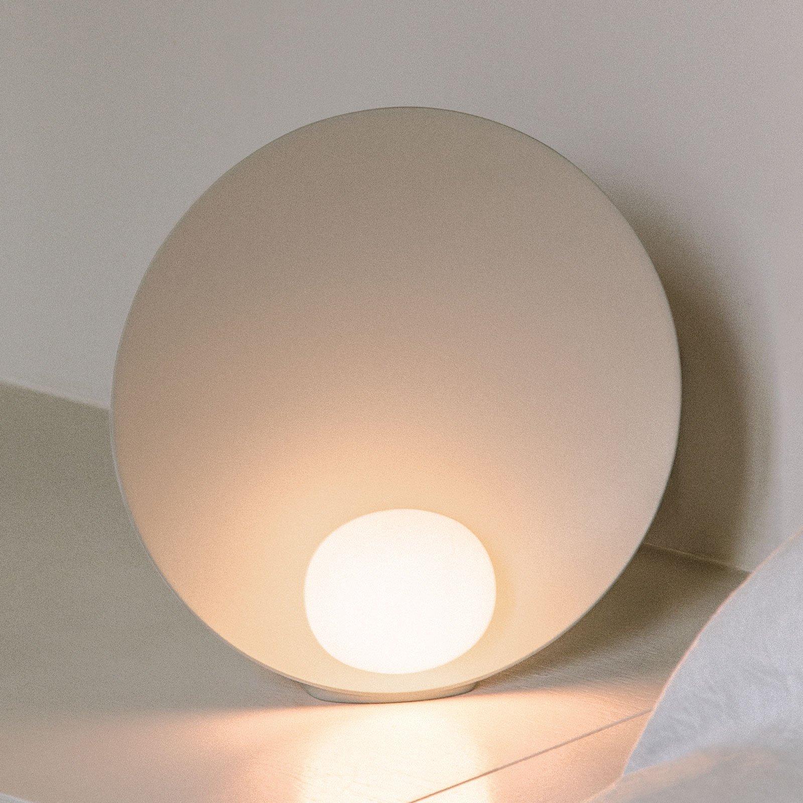 Vibia Musa 7400 LED-bordlampe stående, taupe