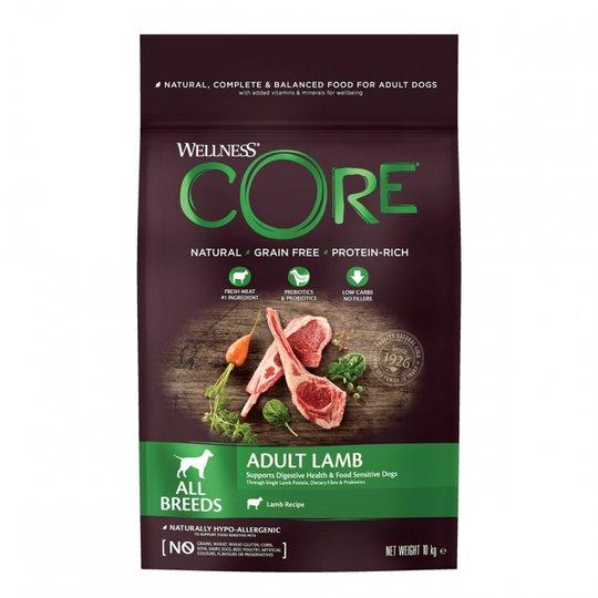 CORE Dog Adult All breeds Lamb 10 kg