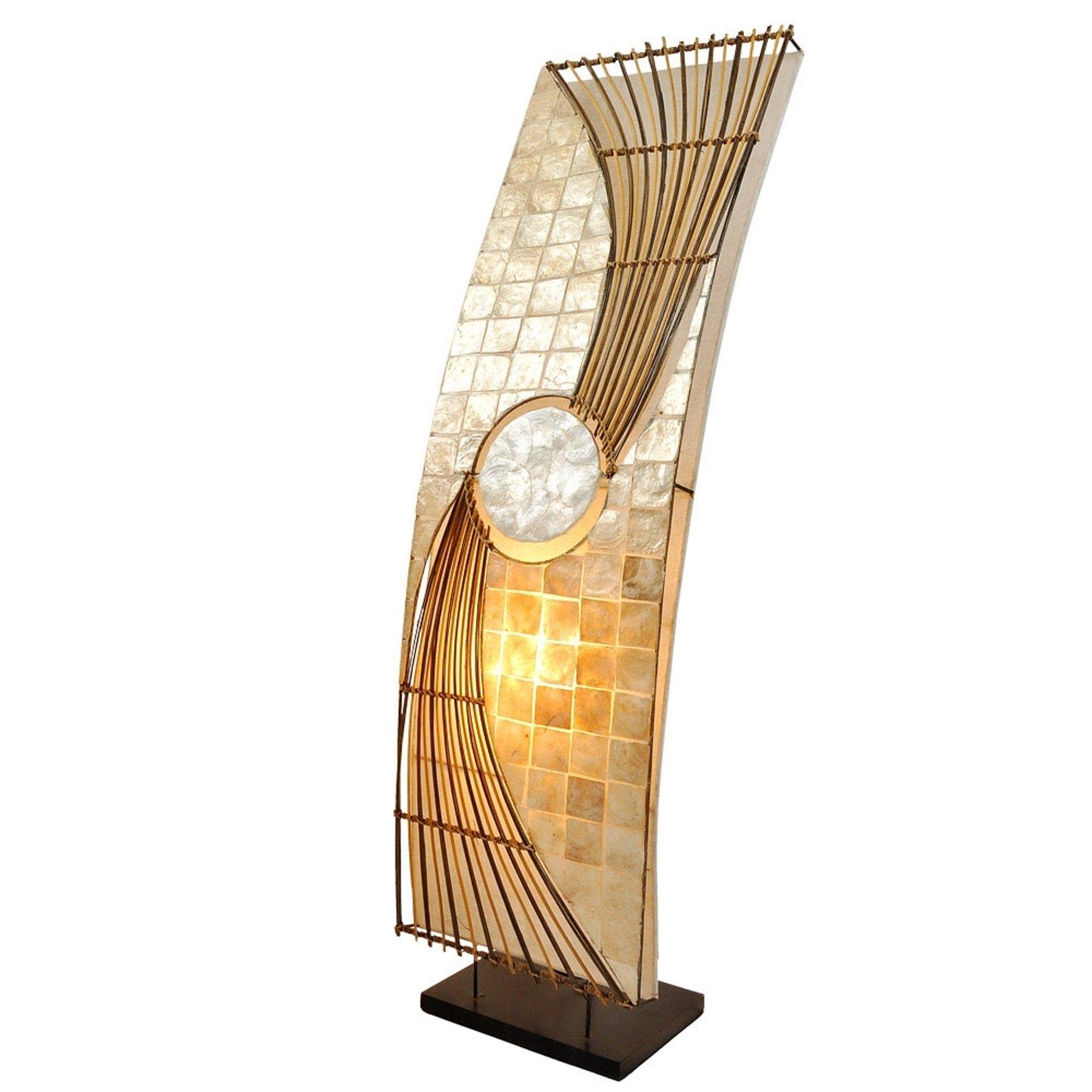 Stilsikker stålampe QUENTO, 90 cm