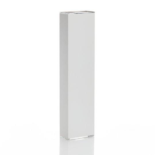 Lucande Anita -LED-seinävalaisin, valkoinen, 36 cm