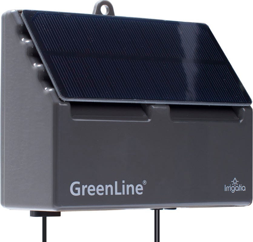 Greenline Vanningssystem Soldrevet EADS-12