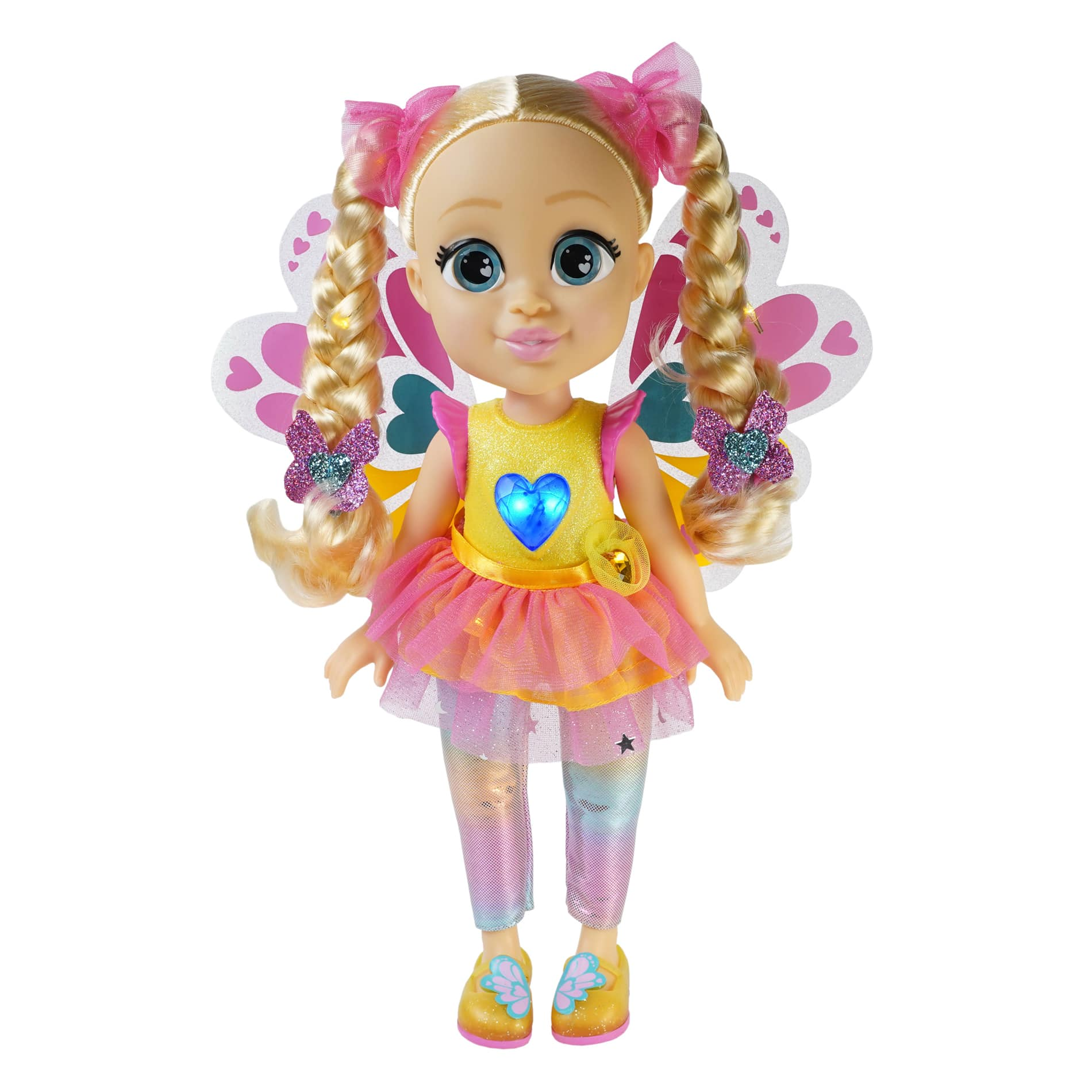 Love Diana - Light up Fairy Feature Doll Pack (79848)