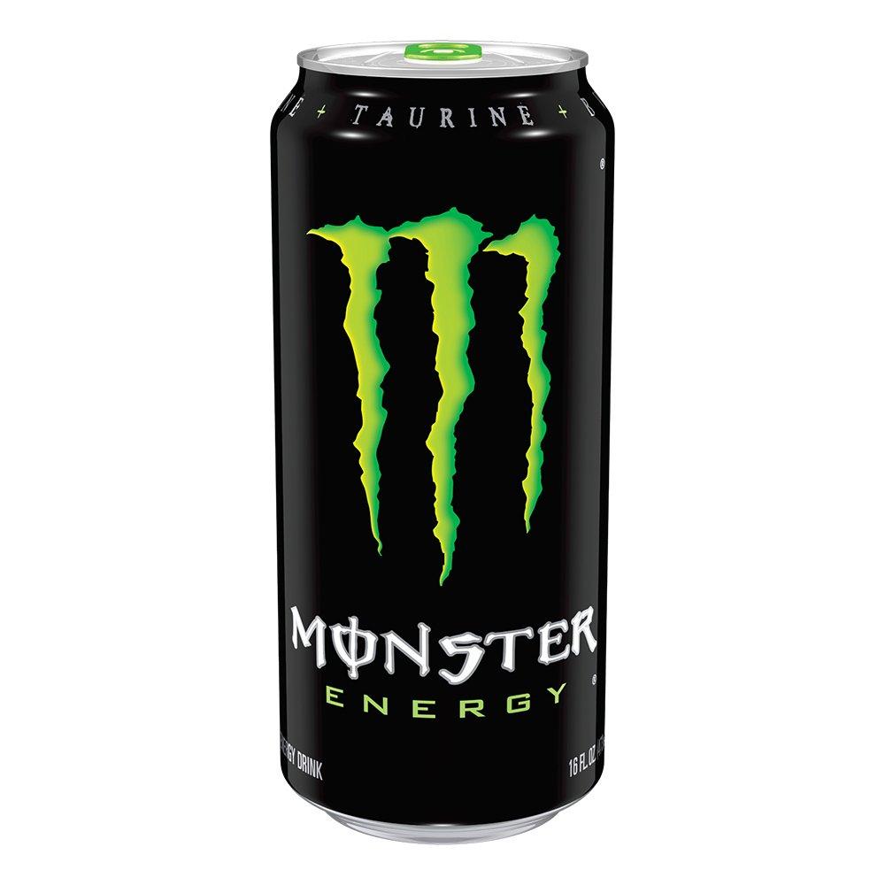Monster Energy Drink - 1-pack