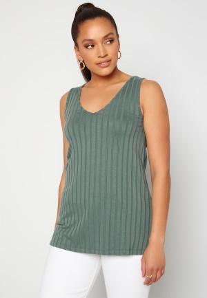 Happy Holly Mila sleeveless tunic Green 44/46