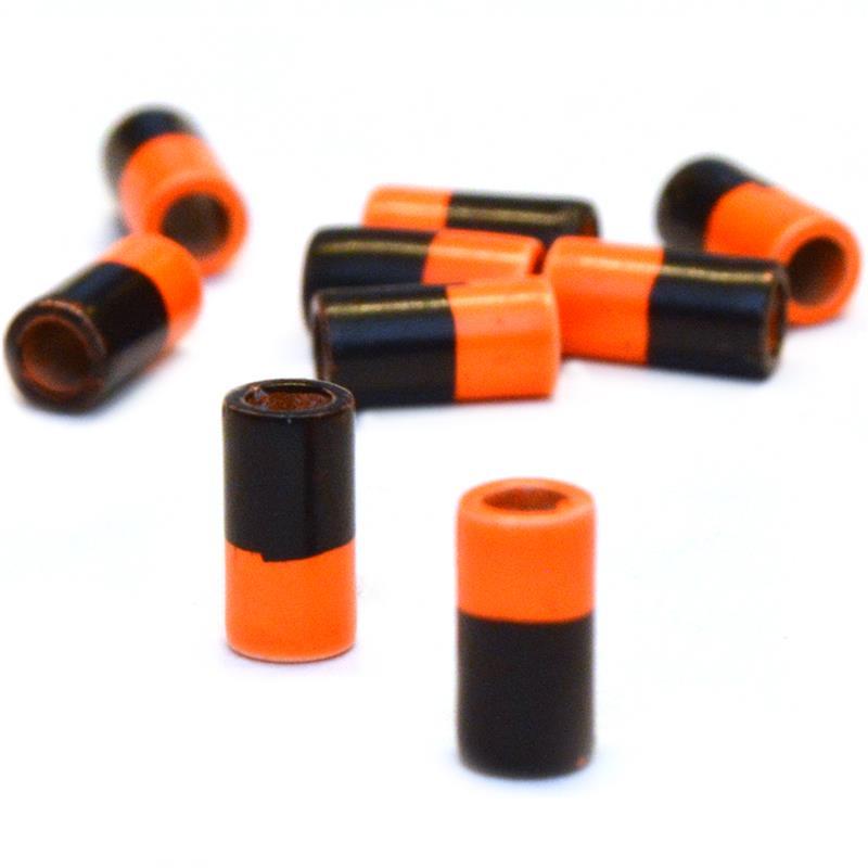 FF AttiTubes - Black Fl. Orange 6mm. FutureFly