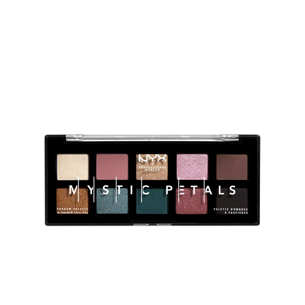 NYX Professional Makeup - Mystic Petals Shadow Palette - Dark Mystic