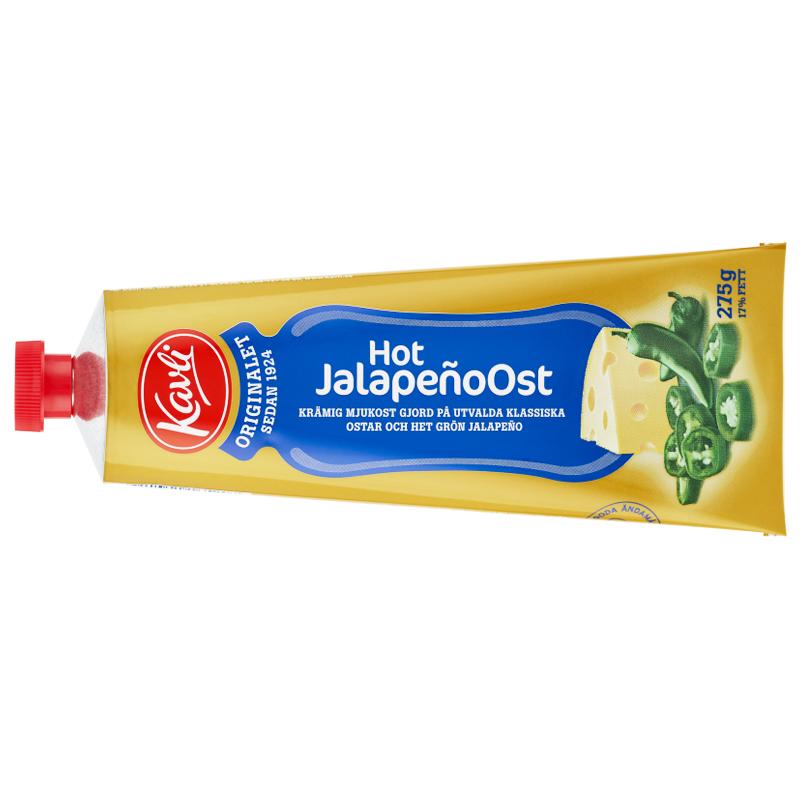 Mjukost Jalapeno 275g - 56% rabatt