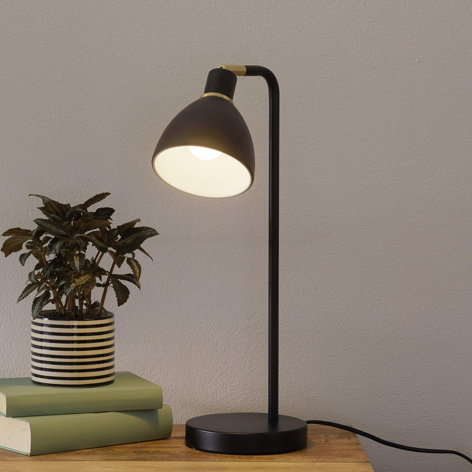 Tidløs bordlampe Ray for skrivebordet