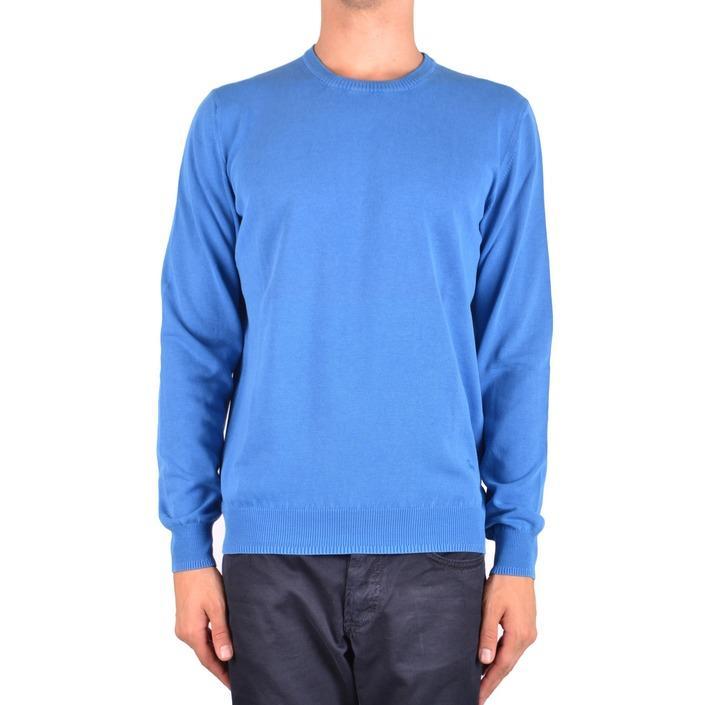 Fay Men's Sweater Blue 163803 - blue 52