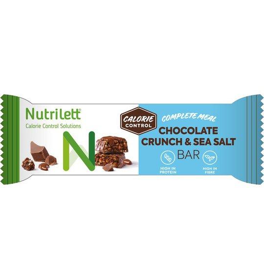 Måltidsersättningsbar Choklad & Havssalt - 15% rabatt