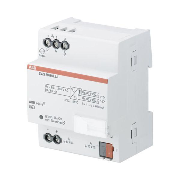 ABB 2CDG110167R0011 Virtalähde vakiomuotoinen, kuristimella Enimmäislähtövirta: 640 mA