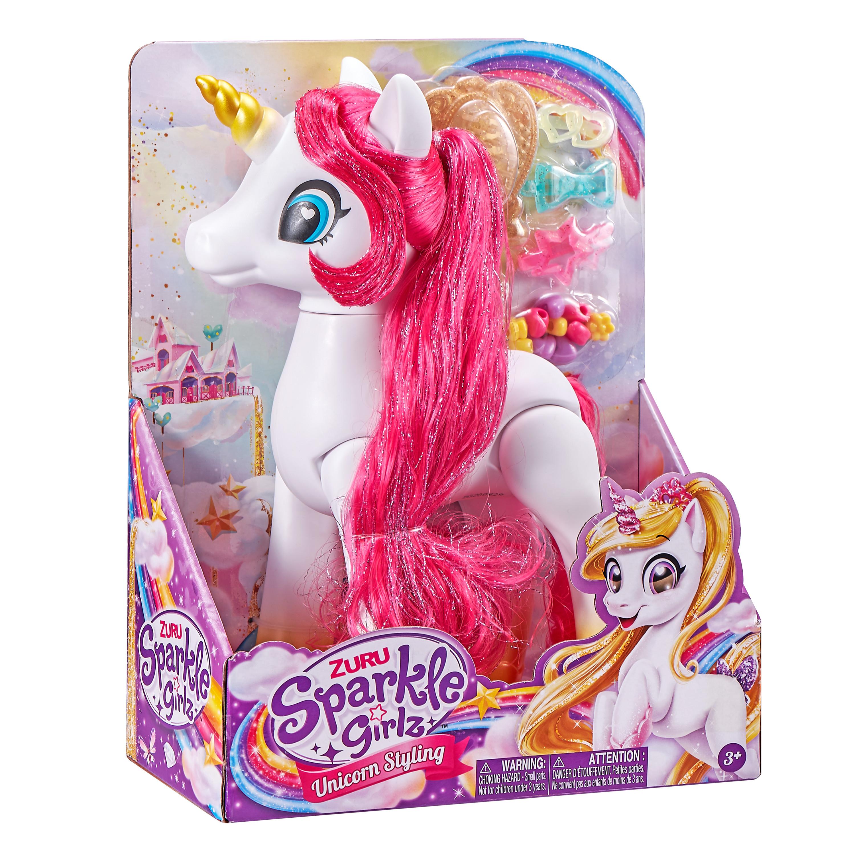 Sparkle Girlz - Unicorn & Ponies (100372)