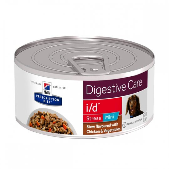 Hill's Prescription Diet Canine Mini i/d™ Stress Stew Chicken & Vegetables 156 g