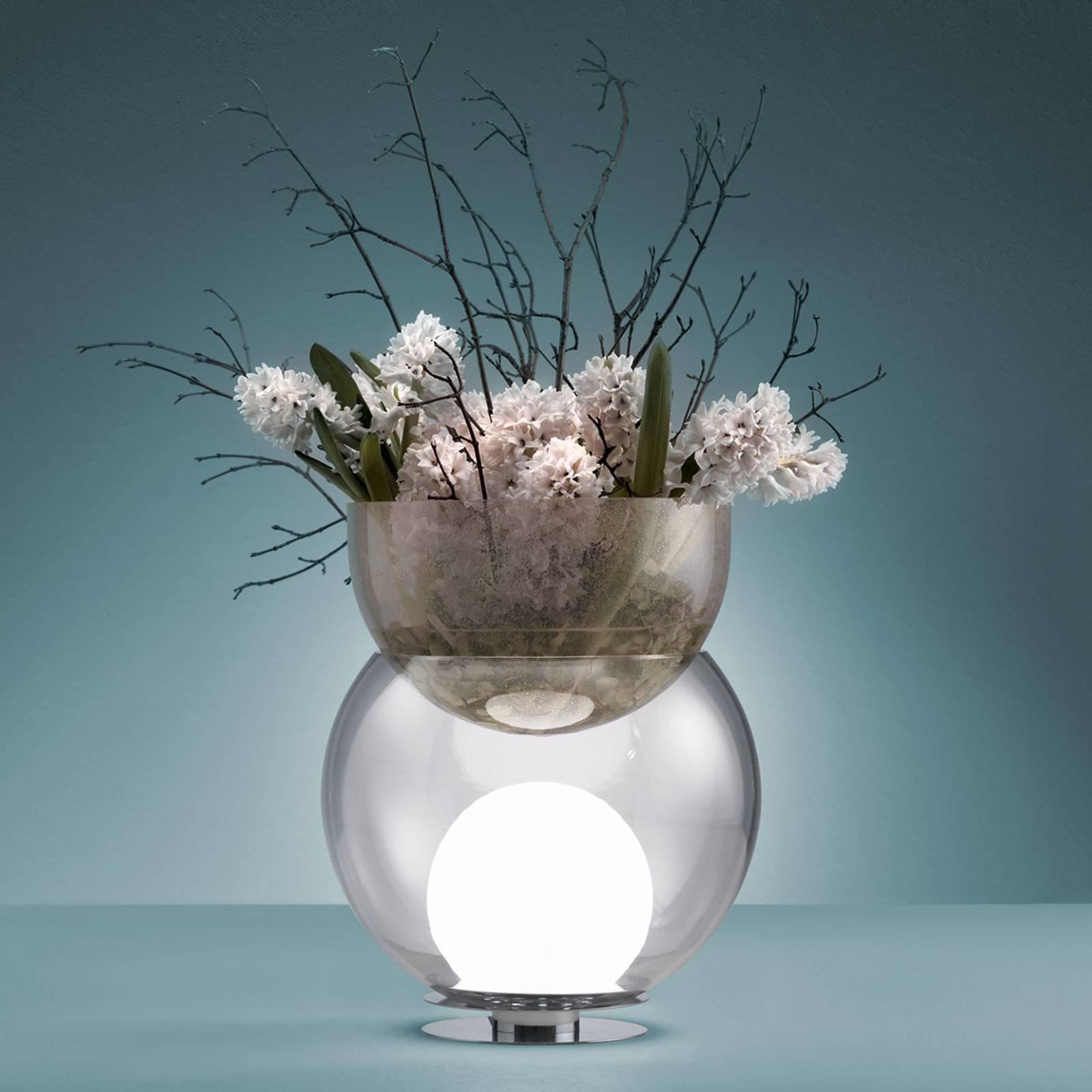Dekorativ bordlampe Giova, 50 cm