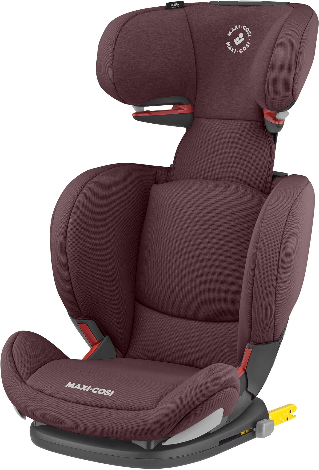 Maxi-Cosi Rodifix AirProtect Bältesstol, Authentic Red