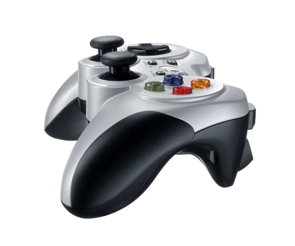 Logitech - Gamepad F710