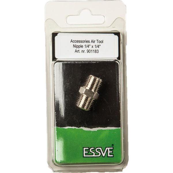 "ESSVE 901183 Nippel 1/4""–1/4"""