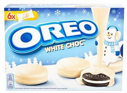 Cadbury Oreo Snowy Ps 246g