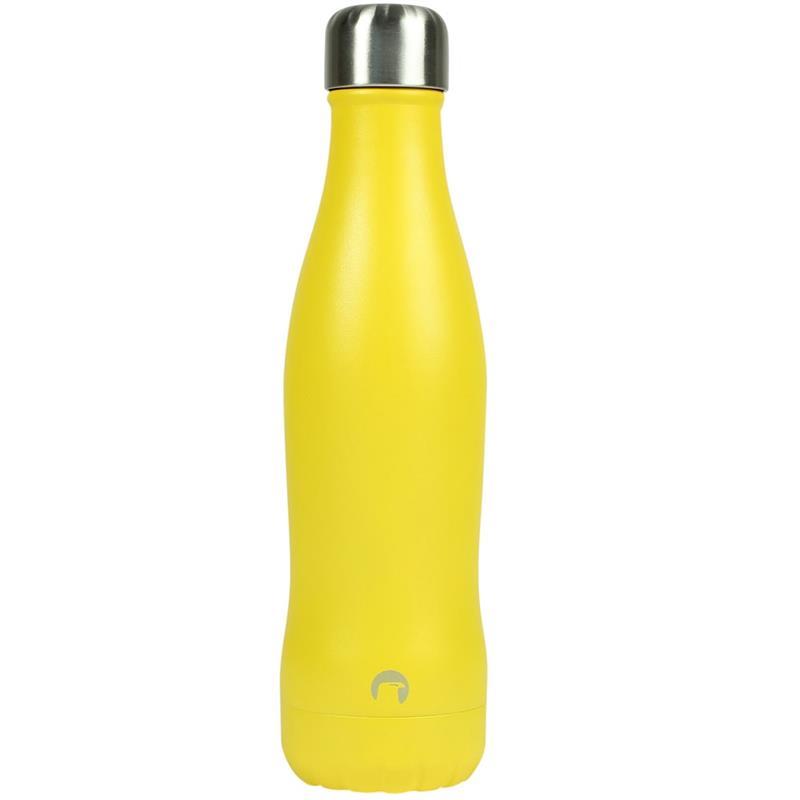 Eagle Curve Termoflaske Solid Yellow Best i test kopp!