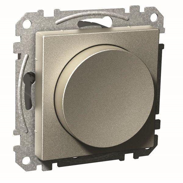 Schneider Electric Exxact Dimmer vri, universal 420 W, metall