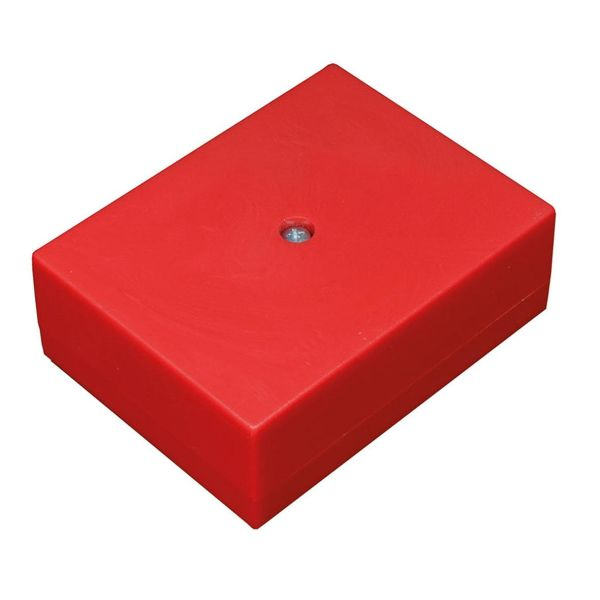 Alarmtech 2801.02R Minirasia 27 x 76 x 58 mm Punainen