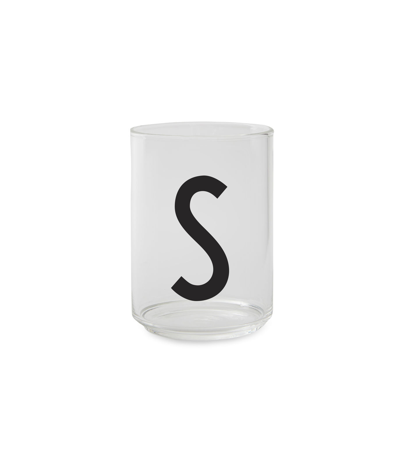 Design Letters - Personal Drinking Glass S (10205000S)