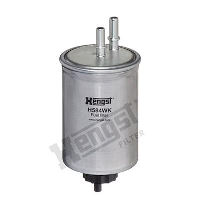 Polttoainesuodatin HENGST FILTER H584WK