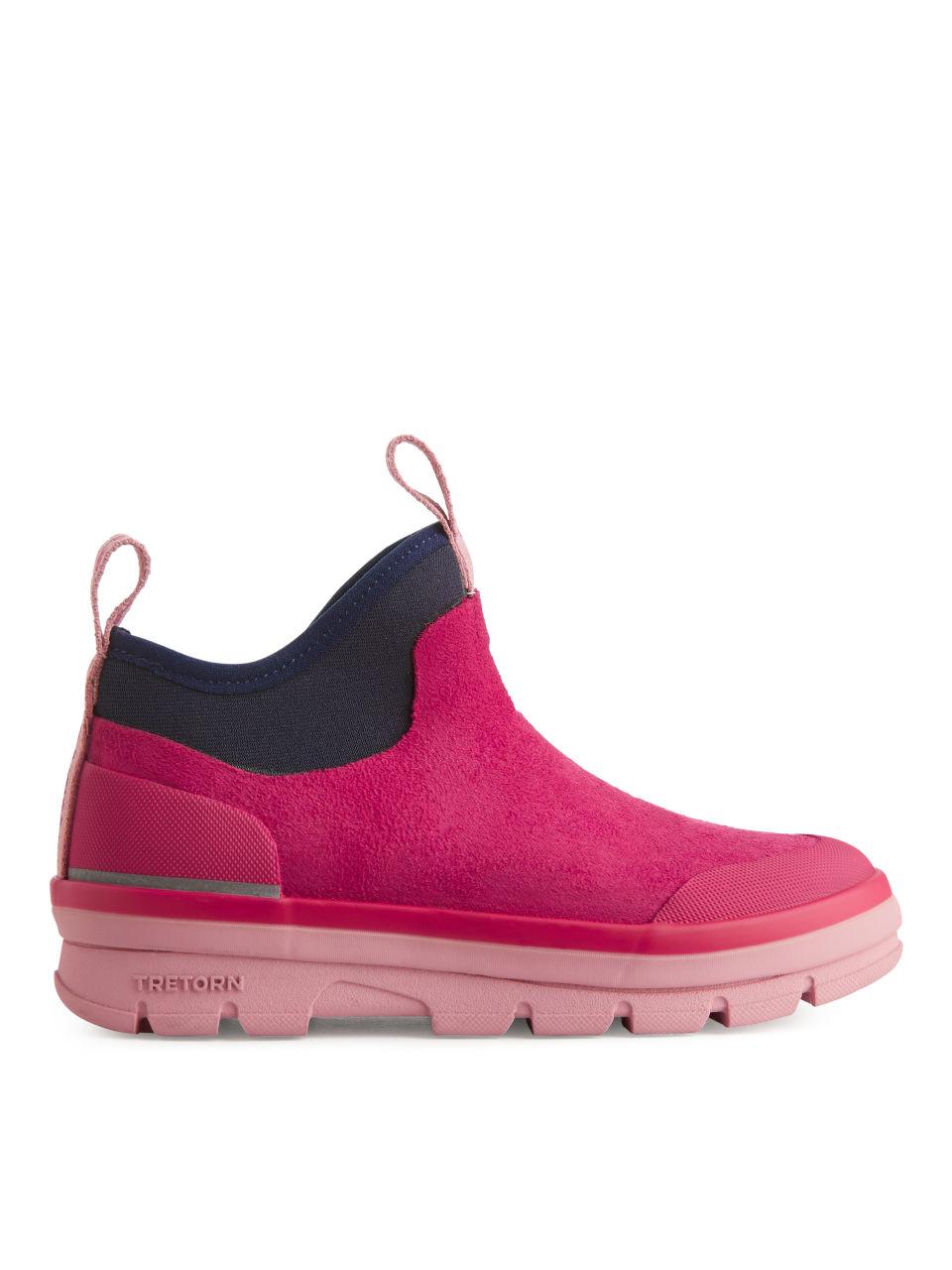 Tretorn Lunar Hybrid Boots - Pink