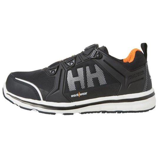 Helly Hansen Workwear Oslo BOA Low Turvakengät S3, Musta, alumiinikärki Koko 40