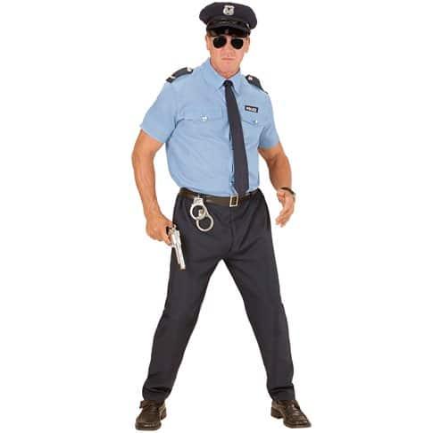 Polisdräkt XL