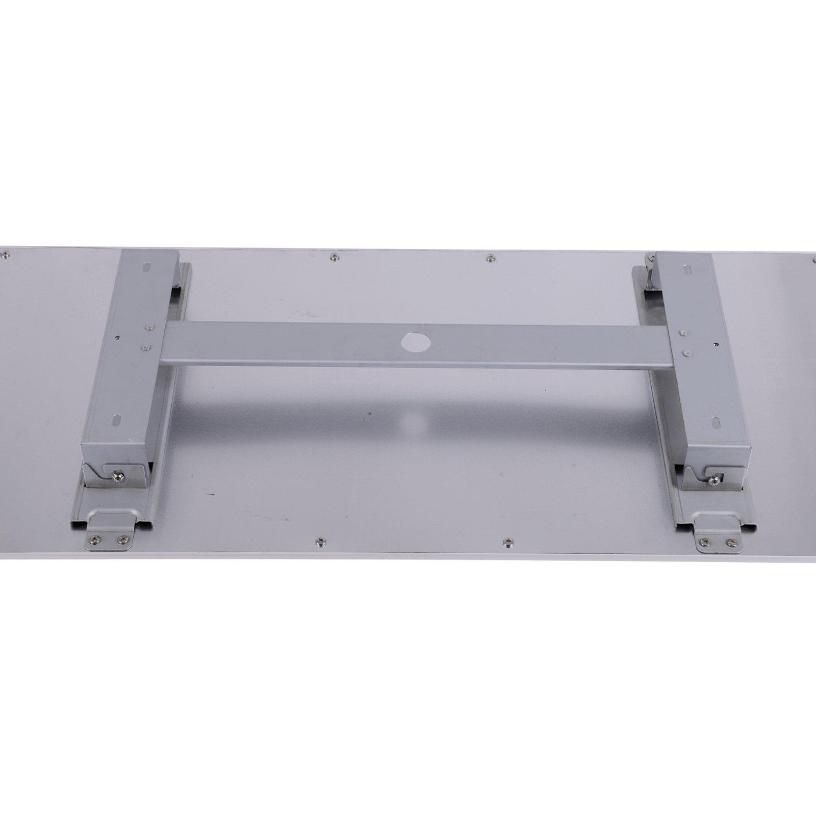 LED-panel 1298703 for på- eller innmont, 120x30 cm