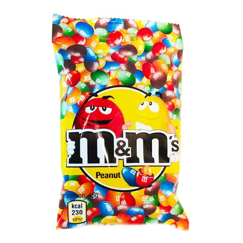 """M&M """"Peanut"""" 100g - 41% rabatt"""