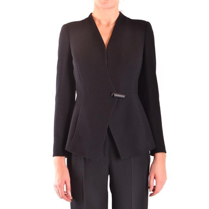 Armani Collezioni Women's Blazer Black 187179 - black 40