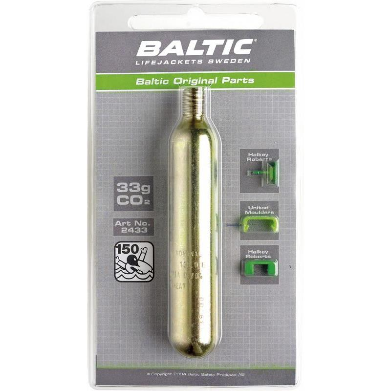 Baltic Gasspatron 33g Passer til Baltic Winner Automatic