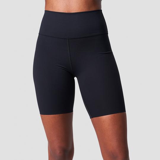 Nimble Biker Shorts, Black
