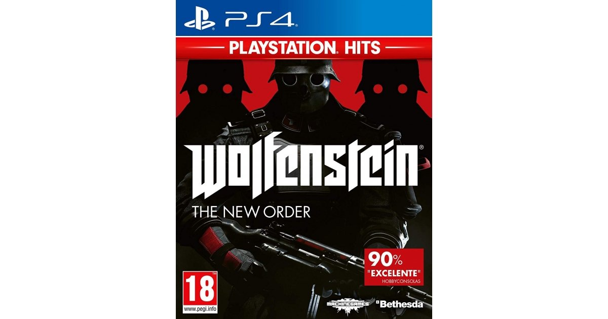 Wolfenstein: The New Order (Playstation Hits)