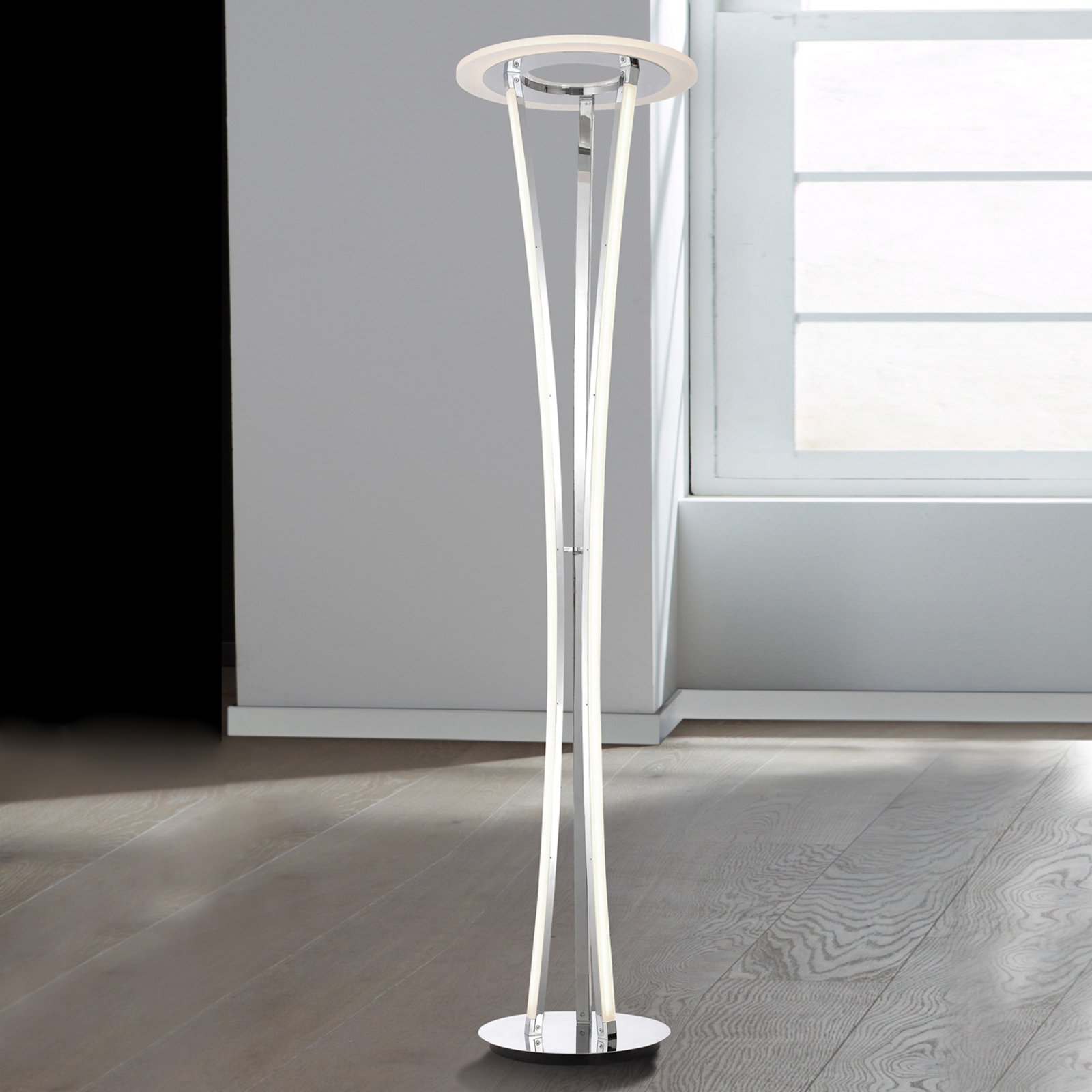 Seattle - formfin LED-stålampe