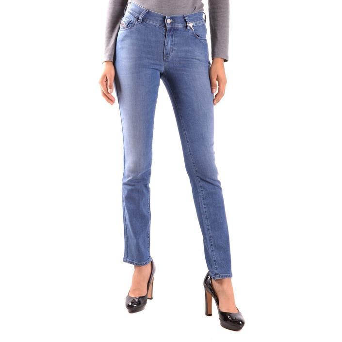 Diesel Women's Jeans Blue 161663 - blue 25
