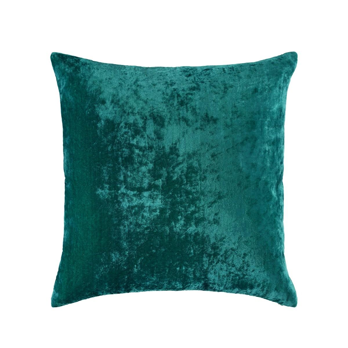 William Yeoward  Paddy Velvet Cushion Jade