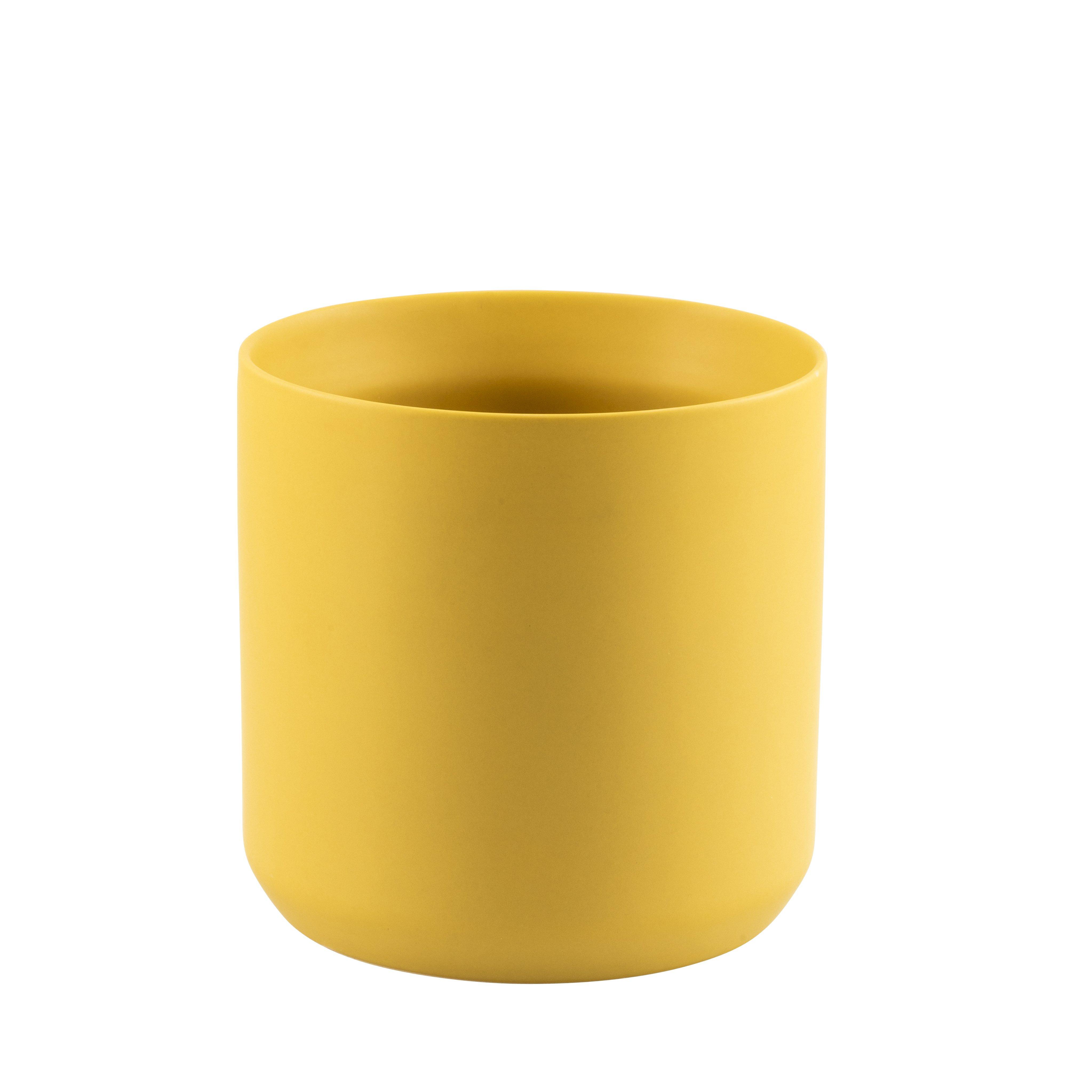 Potte Avat gul 13 cm
