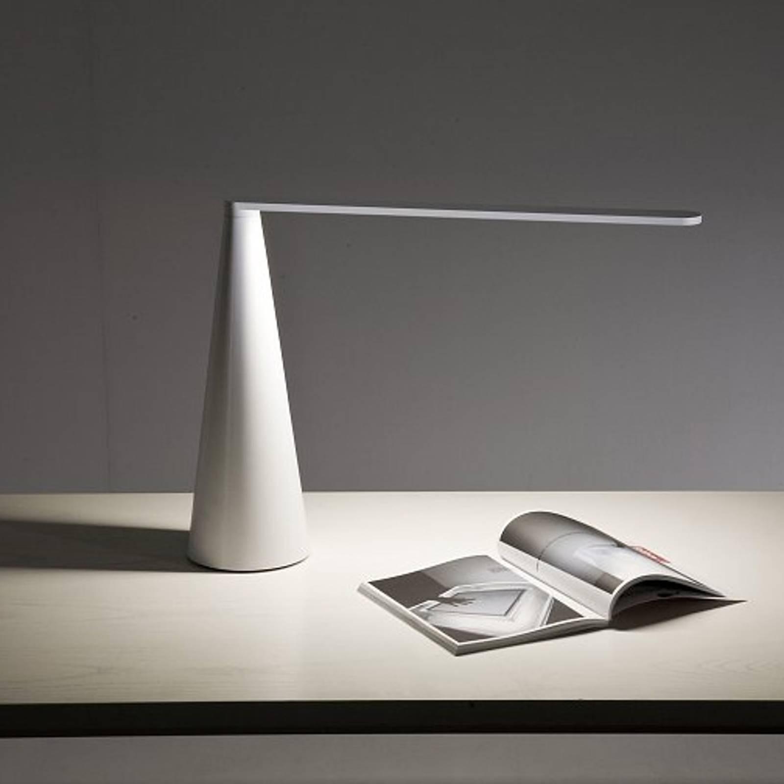 Martinelli Luce Elica -LED-pöytälamppu, 38 cm