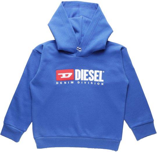 Diesel Sdivision Hettegenser, Turkish Sea 12år