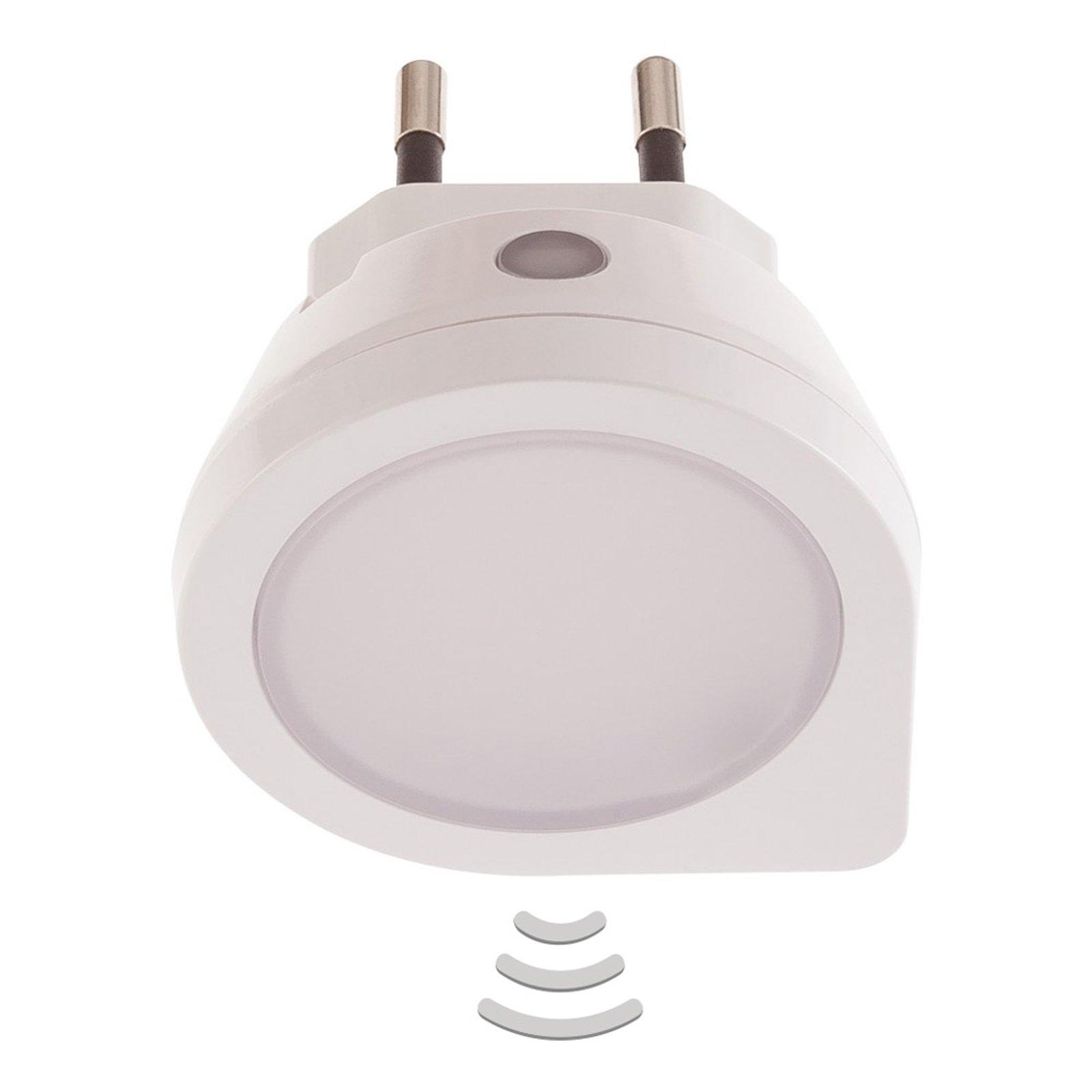 Luna Sensor LED-stikkontaktlampe nattelys