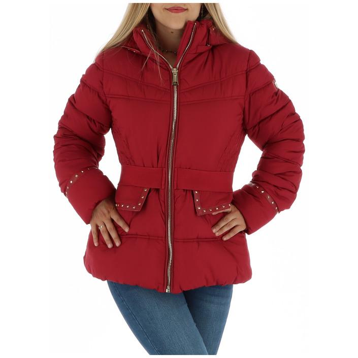 Guess Women's Jacket Red 314329 - red L