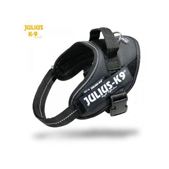 Julius-K9 IDC Sele Svart (Mini-Mini)