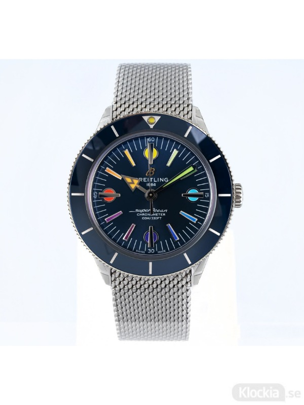 Begagnad Breitling SuperOcean Heritage 57 Limited Edition II A10370